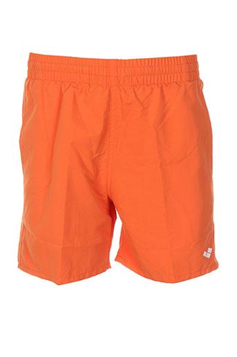 arena maillots de bain garçon de couleur orange