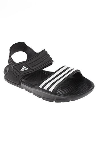 adidas chaussures fille de couleur noir