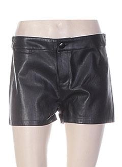 Produit-Shorts / Bermudas-Femme-MISS CAPTAIN