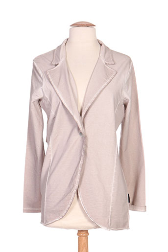 Veste casual beige CAPUCCINO pour femme