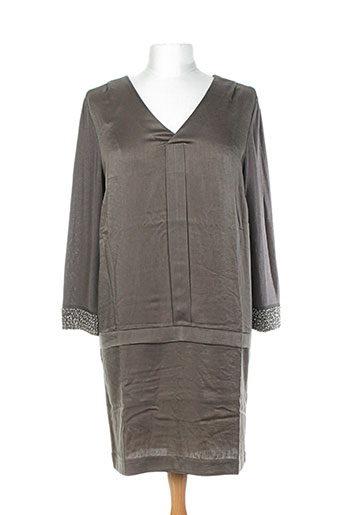 Robe courte vert ELORA pour femme