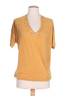 Produit-T-shirts-Femme-COLOR BLOCK