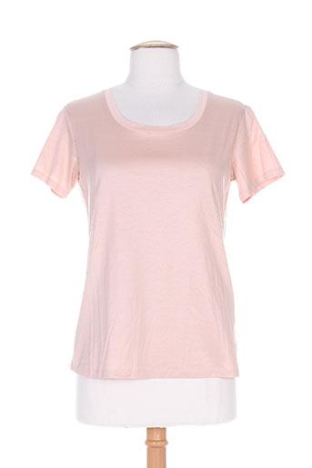marella t-shirts femme de couleur rose