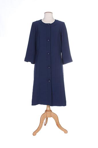 weinberg vestes femme de couleur bleu