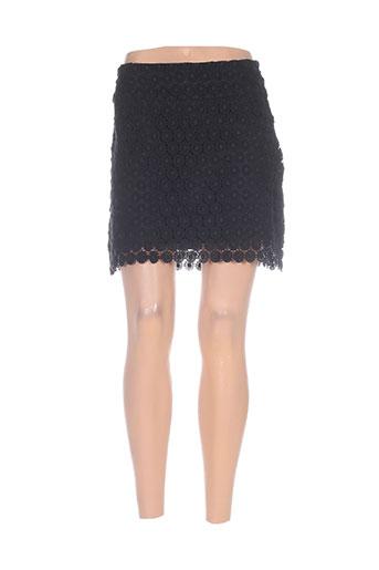 mybo jupes femme de couleur noir