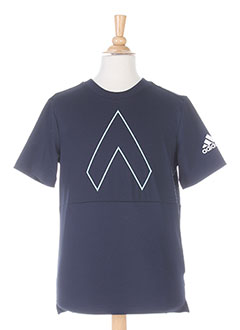 Produit-T-shirts / Tops-Enfant-ADIDAS