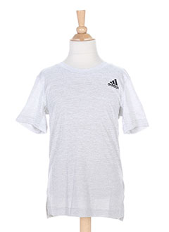 Produit-T-shirts / Tops-Fille-ADIDAS