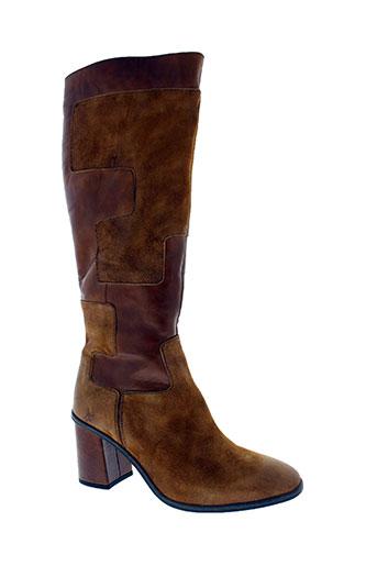 mjus chaussures femme de couleur marron
