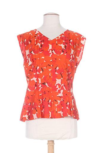 bla-bla t-shirts / tops femme de couleur rouge