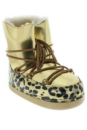 colors of california chaussures fille de couleur jaune