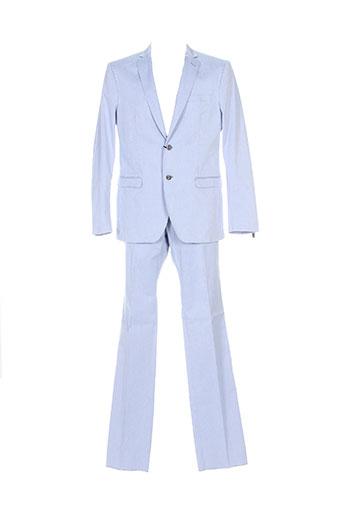 guess by marciano ensemble homme de couleur bleu