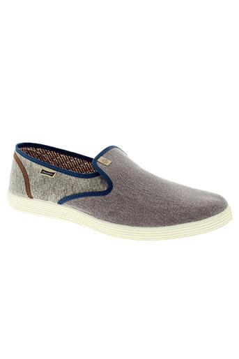 maians chaussures homme de couleur marron