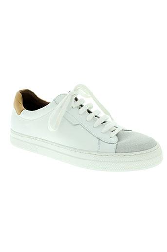 schmoove chaussures homme de couleur blanc