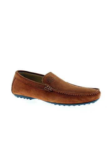 kenzo takada chaussures homme de couleur orange