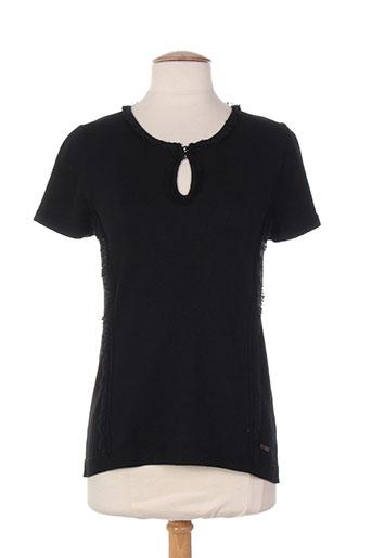 felino pulls femme de couleur noir
