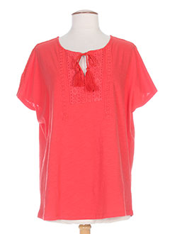 Produit-T-shirts / Tops-Femme-EL INTERNATIONALE