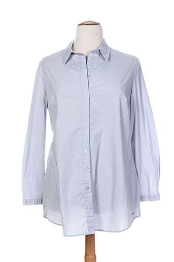 no secret chemises femme de couleur gris