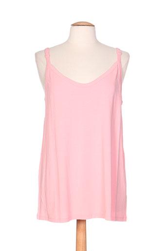 no secret chemises femme de couleur rose