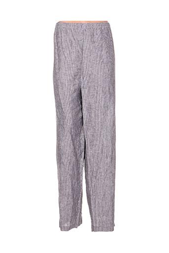 guitard pantalons femme de couleur gris
