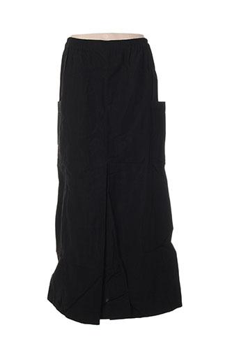 Pantalon casual noir APART pour femme