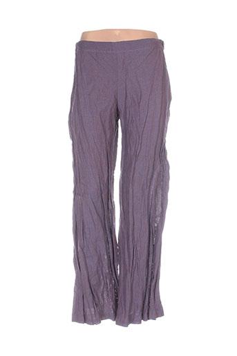 got 2 believe pantalons femme de couleur violet