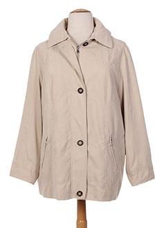 Veste casual beige ASTRID pour femme