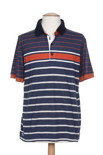 berac t-shirts / tops homme de couleur bleu