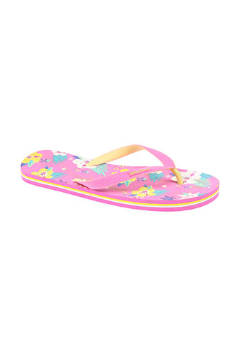 urban beach chaussures femme de couleur rose
