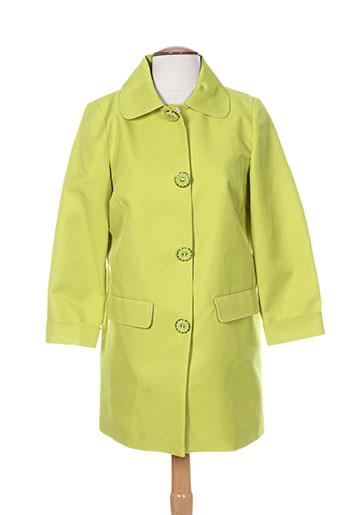 darling vestes femme de couleur vert