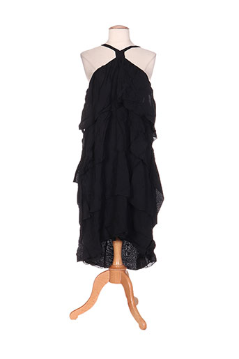 nor denmark robes femme de couleur noir