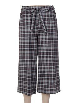Pantalon casual gris CLP pour femme