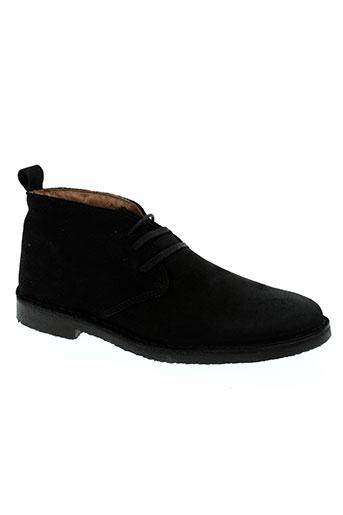 selected chaussures homme de couleur noir