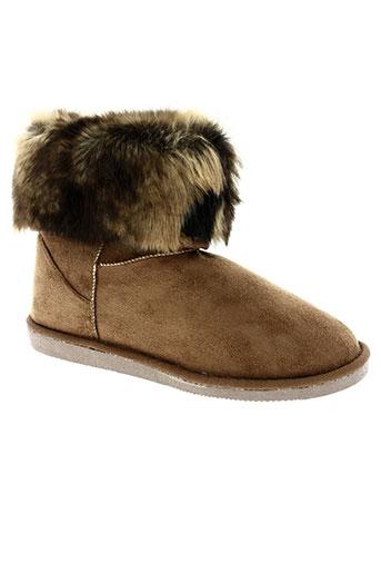 pieces chaussures femme de couleur marron