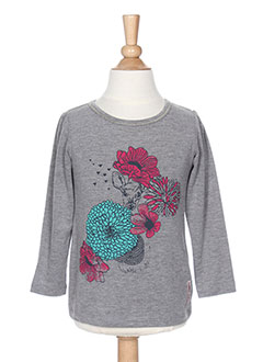 Produit-T-shirts / Tops-Fille-TUMBLE'N DRY