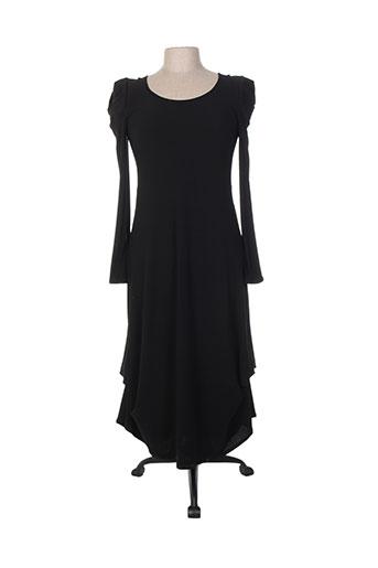 moloko robes femme de couleur noir