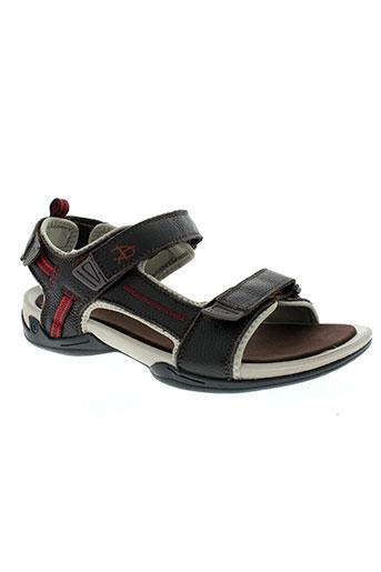 christophe auguin chaussures homme de couleur marron