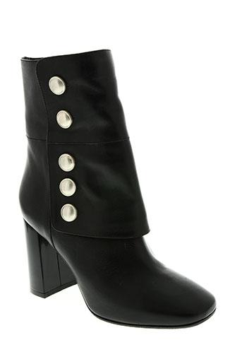 marella chaussures femme de couleur noir