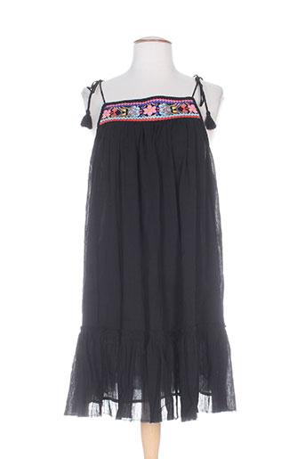 seafolly robes femme de couleur noir