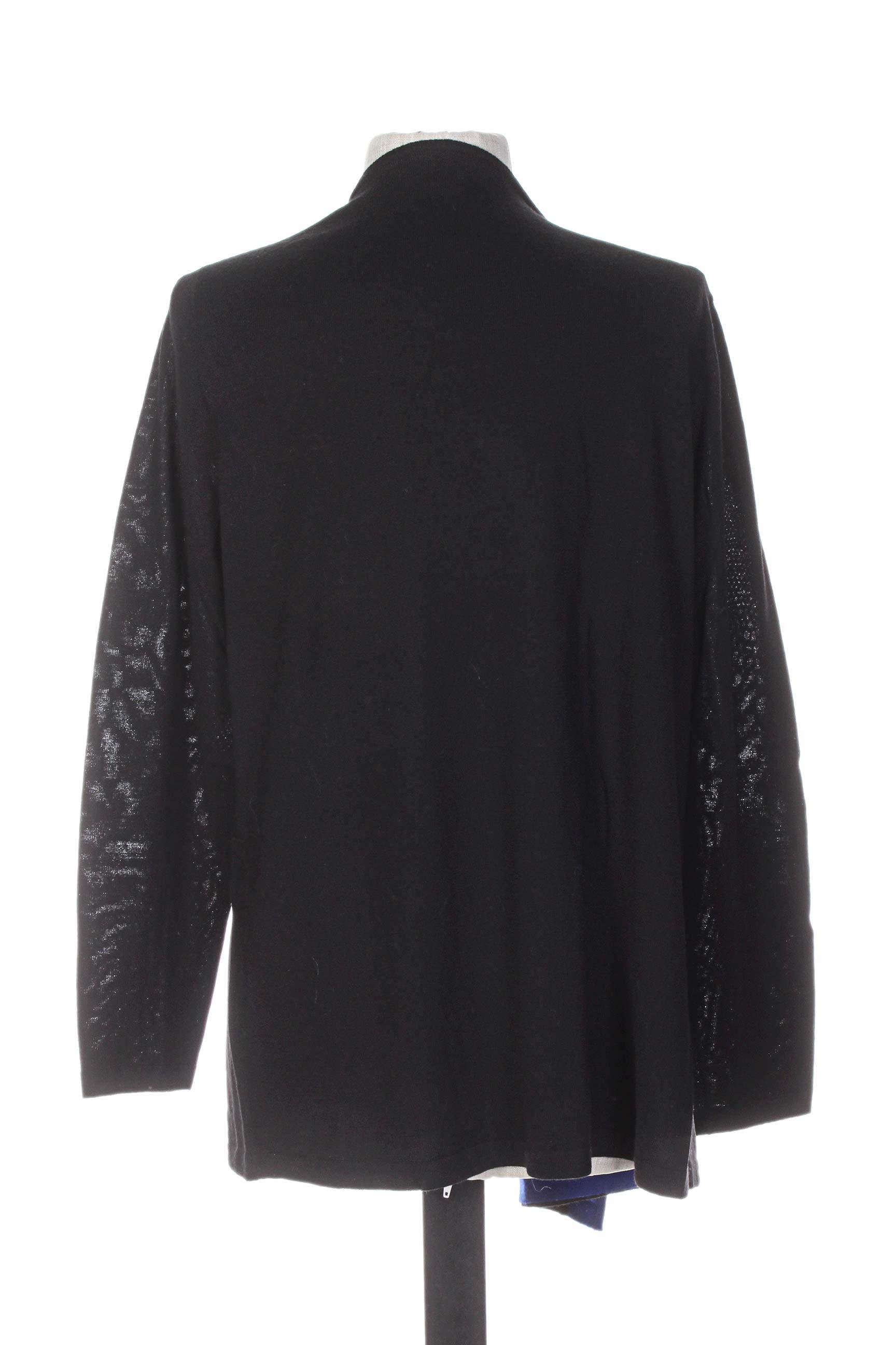 Basler Cardigans Femme De Couleur Noir En Soldes Pas Cher 1063305-noir00