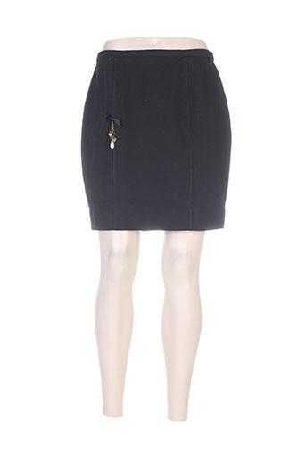 sportalm jupes femme de couleur noir