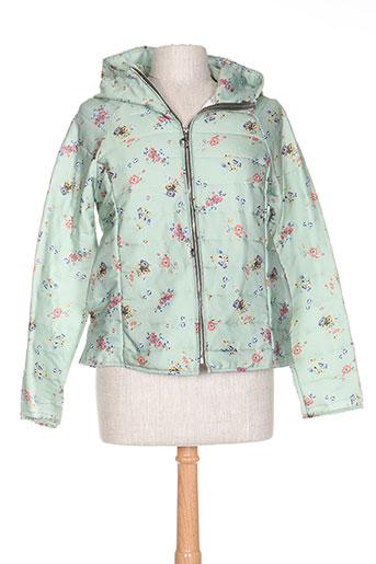 new collection vestes femme de couleur vert