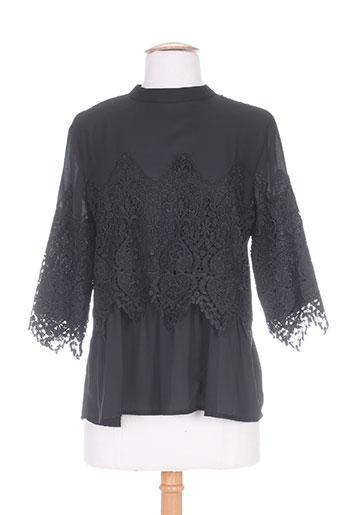 kilky t-shirts femme de couleur noir