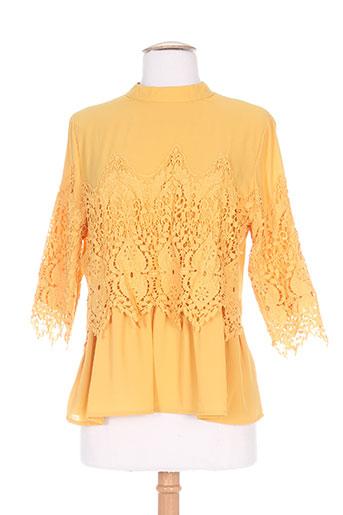 kilky t-shirts femme de couleur orange
