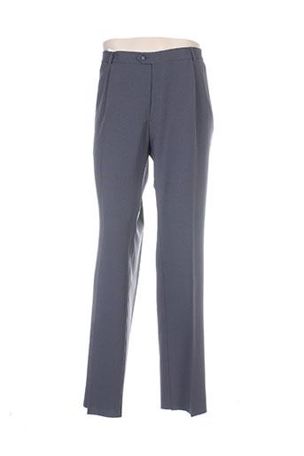 alexandre dony pantalons homme de couleur gris