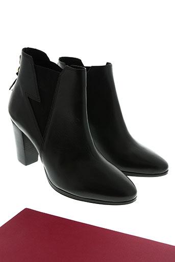 schmoove chaussures femme de couleur noir