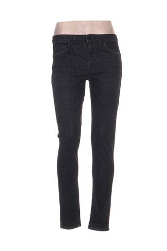 gerard darel jeans femme de couleur noir