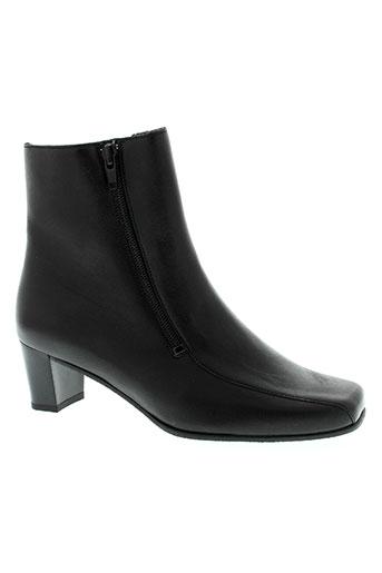 glad'ys chaussures femme de couleur noir