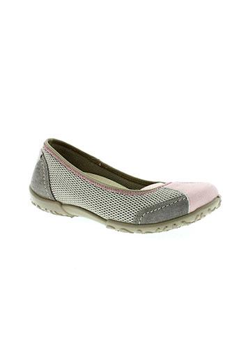 rohde chaussures femme de couleur rose