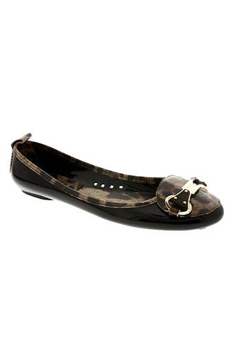 antica bottega chaussures femme de couleur noir