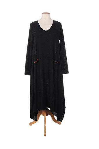 gershon bram robes femme de couleur noir